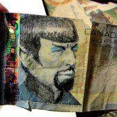 Kanada kämpft gegen Mr. Spock-Dollars