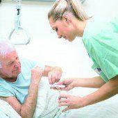 Neue Fachkräfte für die Pflege