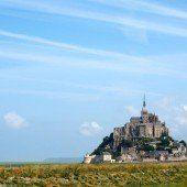 Der heilige Berg der Normandie