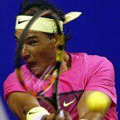 46. Turniersieg auf Sand für Rafael Nadal