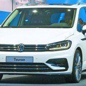 Marktführer VW mit Modelloffensive