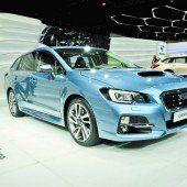 Subaru mit neuen Modellen am Start