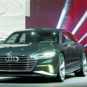 Ausblick auf die großen Audis