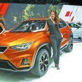 Echte Sportskanone und erstes spanisches SUV