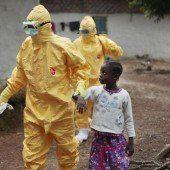 Frau in Liberia Ebola-positiv