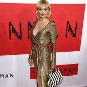 Pamela Anderson mit neuer Frisur
