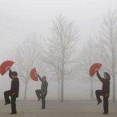 Trübe Aussichten wegen Smog