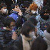 Japan gedachte der Opfer der Tsunami-Katastrophe