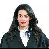 Amal Clooney sorgt für Kritik