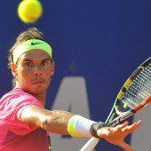 Nadal hat French Open im Visier