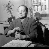 Helena Rubinstein vor 50 Jahren gestorben