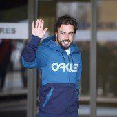 Alonso sagt Start beim GP in Australien ab