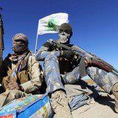 Treueschwüre für den Islamischen Staat