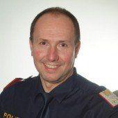 Neuer Leiter für die Polizeiinspektion Hard