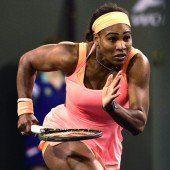 Williams peilt 66. Triumph auf WTA-Tour an