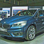 BMW für die Großfamilie