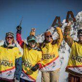 Freeride-Snowboarder Feurstein bejubelt Sieg