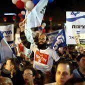 Likud oder Union: Israel steht am Scheideweg