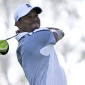 Woods nicht mehr unter den Top 100
