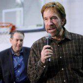 Chuck Norris hat 75. Geburtstag