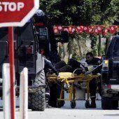 Blutiger Terror in Tunesien mit mindestens 21 Opfern