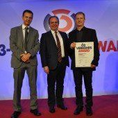 Ein Informations-Oscar für die Autobahnmeisterei Hohenems