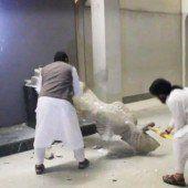 Vernichtungswahn des IS trifft Kulturgüter im Irak