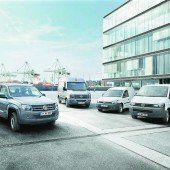 Nutzfahrzeuge von VW gefragt