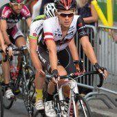 Valverde siegt im Alleingang, Zoidl stark
