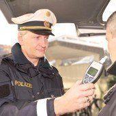 Radfahrer provozierte Polizei einmal zu viel