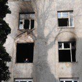 Zwei Tote bei Wohnungsbrand