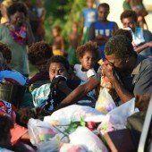 Erste Hilfslieferungen in Vanuatu eingetroffen