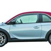 Mehr Leistung: Opel schärft den Adam Rocks
