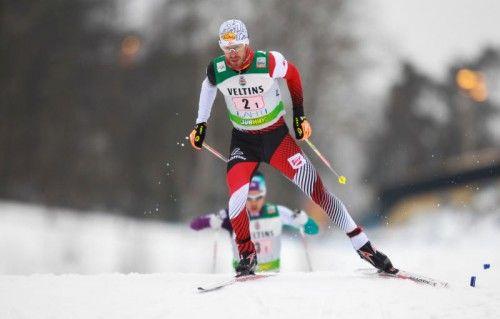 Abschied vom Spitzensport: Christoph Bieler. Foto: Gepa