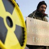 Panne im Atommeiler stark verharmlost
