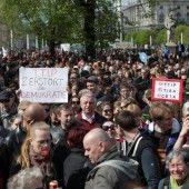 TTIP: 22.000 protestierten