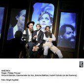Bregenzer Regieteam Philipp Preuss und Ramallah Aubrecht setzten in Frankfurt Kafkas Amerika um