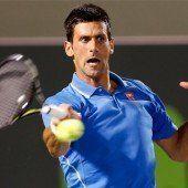 Djokovic wurde Favoritenrolle gerecht