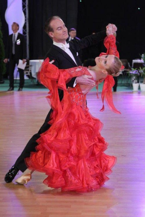 Arnold und Susanne Feichtinger vom VTSC Casino Dornbirn. Foto: privat