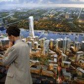 Belgrad soll Manhattan an der Save werden