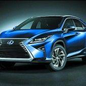 Premiere der nächsten RX-Generation von Lexus
