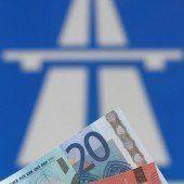 Bis zu 130 Euro im Jahr Mautgebühr