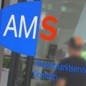 3,7 Millionen weniger fürs AMS