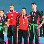 52 ÖM-Medaillen erkämpft