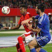 Schock für Österreich und FC Bayern