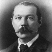 Als Arthur Conan Doyle ins Polarmeer fiel