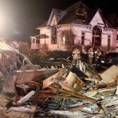 Ein Toter und sieben Verletzte nach Tornado