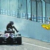 Toro Rossos bockiger Bolide