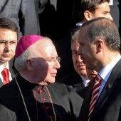 Krise zwischen Türkei und Vatikan verschärft