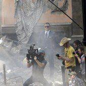 James Bond-Dreh in Mexiko abgeschlossen